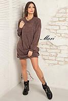 Платье-туника в спортивном стиле тв-12009-6, фото 1