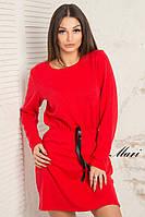 Платье мини с резинкой на талии тв-12010-2