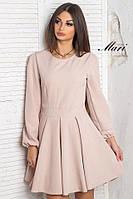 Коктейльное платье с длинным рукавом тв-12022-1, фото 1