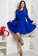 Коктейльное платье с длинным рукавом тв-12022-5, фото 1
