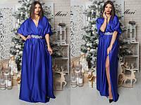 Длинное нарядное платье тв-12042-6