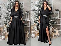 Длинное нарядное платье тв-12042-3
