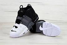 Кроссовки мужские Nike Nike Air More Uptempo Tri-Color. ТОП Реплика ААА класса., фото 2