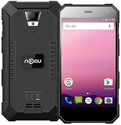 "Nomu S10 Pro black IP68 3/32 Gb, 5"", MT6737T, 3G, 4G"