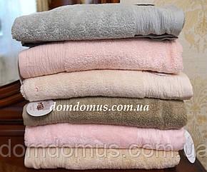 """Махровое полотенце """"Micro Coton Nuans"""" 50*90 (100% хлопок) Puppila, Турция 3002"""