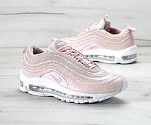 "Кроссовки  Найк Nike Air Max 97 prm ""pink scales"". ТОП Реплика ААА класса., фото 2"