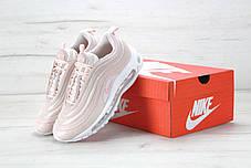 "Кроссовки  Найк Nike Air Max 97 prm ""pink scales"". ТОП Реплика ААА класса., фото 3"