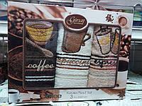 Наборы полотенец для кухни