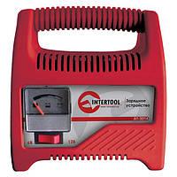 Зарядное устройство 6В-12В. Intertool AT-3014