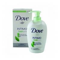 Мыло для интимной гигиены Dove intimo 250 мл. (Польша)