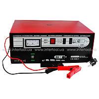 Зарядное 12-24 В, 600 Вт, 230 В, 30/20 А Intertool AT-3017