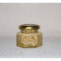 Мед с кедровым орехом 100 мл