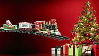 Рождественская железная дорога