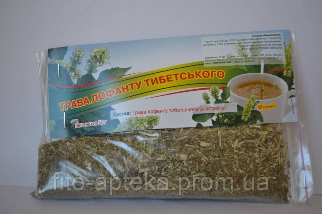 Лофант тибетский (трава) 50г