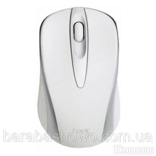 Компьютерная мышь HAVIT  HV-MS675 USB, white.