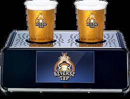 Устройство быстрого розлива пива ReverseTap, Южная Корея  2 диспенсера