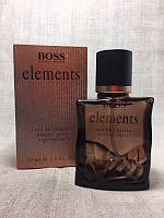 Hugo Boss Boss Elements коричневый туалетная вода 50мл Раритет