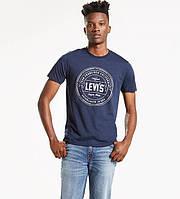 Мужская футболка Levis® Graphic Tee - Dress Blues Circle