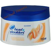 """Head & shoulders маска для ухода за кожей головы """"От выпадения волос"""" (155)"""