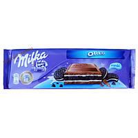 Milka Oreo aльпийский молочный шоколад (300 g) Швейцария