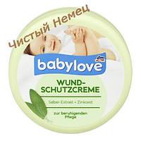 Babylove Wundschutzcreme крем для тела с экстрактом шалфея (150 мл) Германия