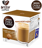 Dolce Gusto CAFE AU LAIT - Дольче Густо О-Ле