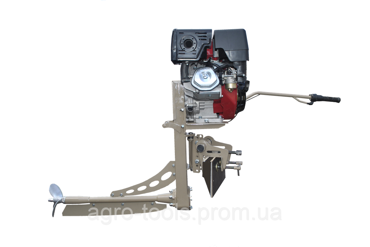 ПОДВЕСНОЙ ЛОДОЧНЫЙ МОТОР-БОЛОТОХОД MRS-16 hp - Agro-tools в Харькове
