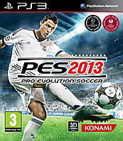 PES 2013 русские субтитры (PS3) БУ