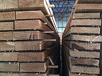 Доска обрезная сухая 32х150 Сибирская Лиственница, фото 1