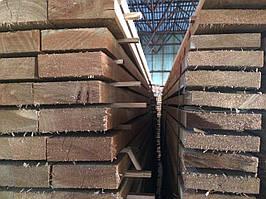 Доска обрезная сухая 32х150 Сибирская Лиственница
