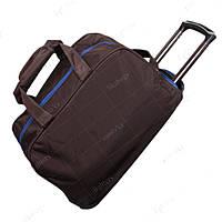 Стильная дорожная сумка на колесах 53062219