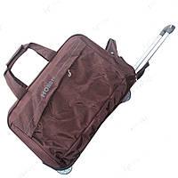 Вместительная сумка дорожная на колесах 53040212