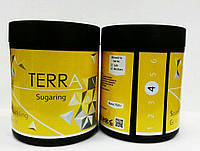 Сахарная паста TERRA Sparkling Gold Medium (средняя) 700 г