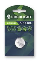Батарейка ENERLIGHT LITHIUM CR 2032 BLI1