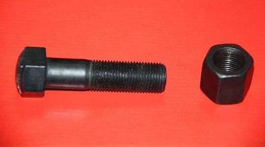 Болт башмачный М16x1,5x60 ГОСТ 11674-75, фото 2