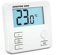 Проводной суточный регулятор температуры Auraton 3003