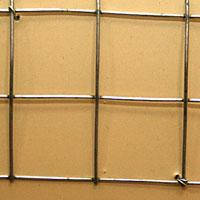 Сетка сварная электролилически оцинкованная 25х25х1.2