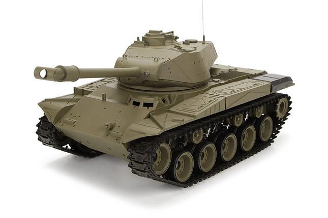Танк HENG LONG US M41A3 Bulldog 3839-1 1:16, фото 2