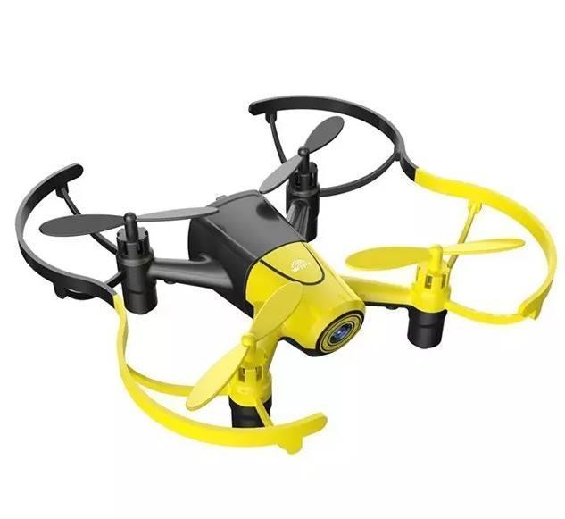 Квадрокоптер K900W FPV Wi-fi (Желтый)