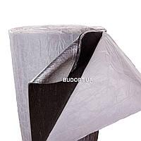 Теплошумоизоляция из вспененного полиэтилена (ППЭ НХ) 4мм с липким слоем +фольга