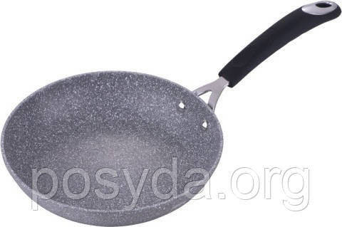 Сковорода без крышки Berlinger Haus Gray Stone Touch Line 20 см BH-1145