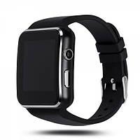 Смарт часы Smart Watch X6 черный