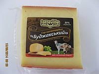 Сыр Буджакський из смеси козьего и коровьего молока полутвердый Latteville