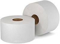 Туалетная бумага рулонная, макулатура. Джамбо.