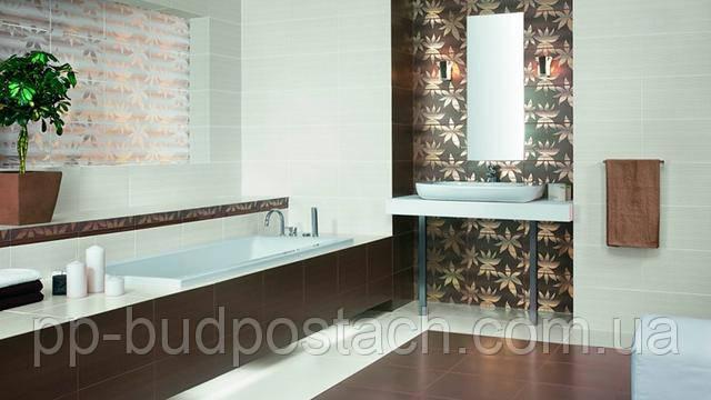 Вибір керамічної плитки для ванної кімнати