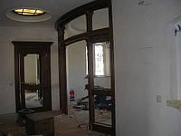 Арочные двери на заказ Киев