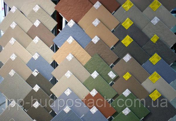 Види керамічної плитки