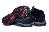 Мужские зимние ботинки Columbia, на меху, темно-синие, р.  40 45
