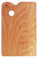 """Палітра дерев'яна промаслена Розміри різні ТМ """" Albero"""