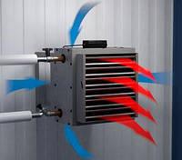Монтаж (установка) воздушно-отопительных агрегатов